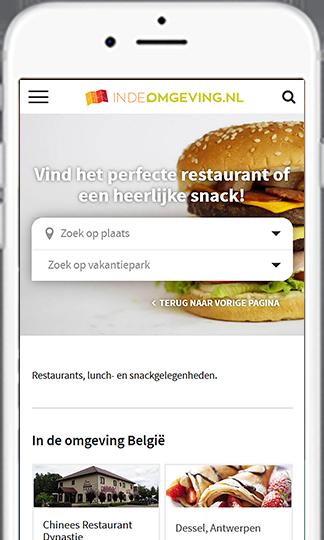 Indeomgeving.nl App, bekijk wat er in de buurt te doen is!