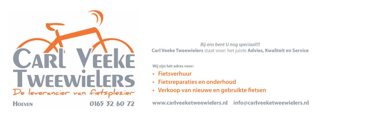 Carl Veeke Tweewielers in omgeving Hoeven,
