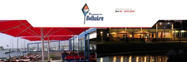Brasserie Bolbaken in omgeving Ouddorp