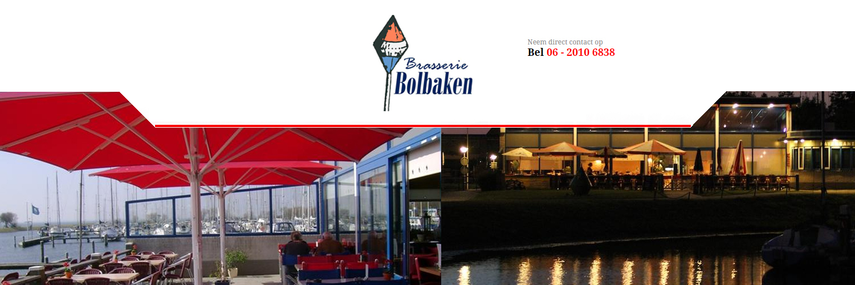 Brasserie Bolbaken in omgeving Herkingen,