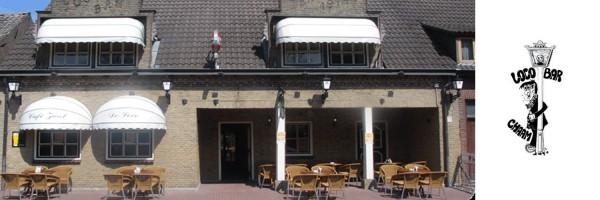 Loco Bar Tuin Terras in omgeving RCN de Flaasbloem