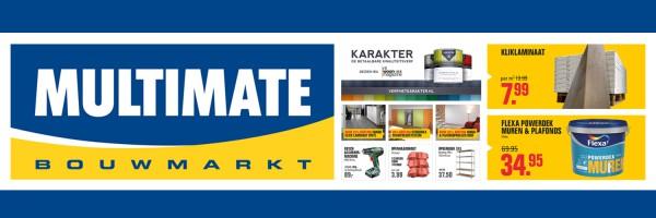 Multimate bouwmarkt in omgeving Noord Brabant