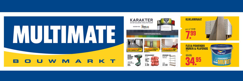 Multimate bouwmarkt in omgeving Baarle-Nassau, Noord Brabant