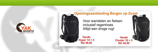 YAK Sports in omgeving Ouddorp