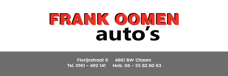 Frank Oomen Auto's in omgeving Chaam, Noord Brabant