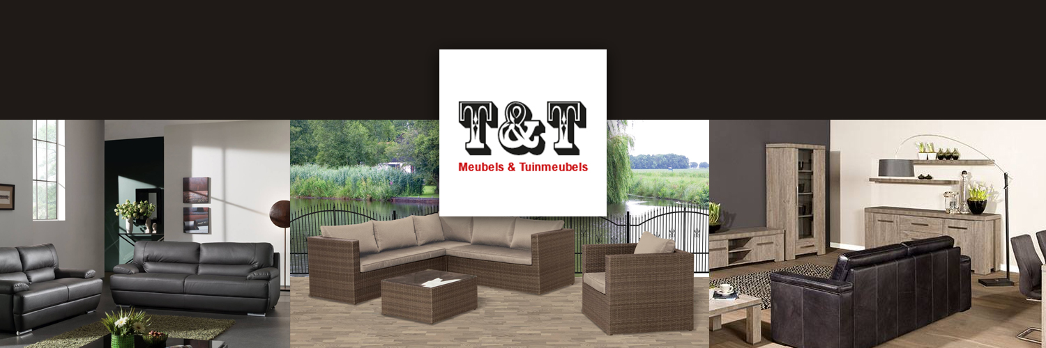 T&T Meubels & Tuinmeubels in omgeving Chaam,