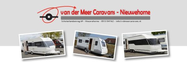 Van der Meer Caravans in omgeving Friesland