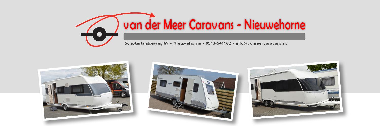 Van der Meer Caravans in omgeving Nieuwehorne,