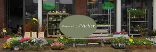 Bloembinderij de violier