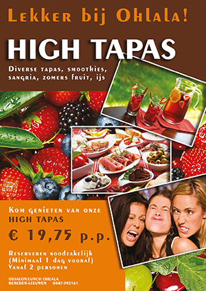 High Tappas Ohlala