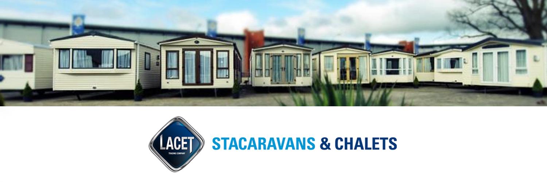 Lacet Stacaravans & Chalets in omgeving Cuijk,