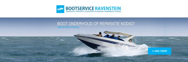 Bootservice Ravenstein in omgeving