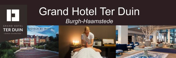 Grand Hotel Ter Duin in omgeving Renesse