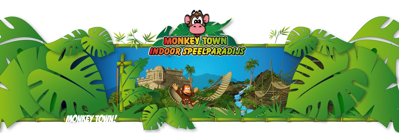 Monkey Town Indoor Speelparadijs in omgeving Voorthuizen, Gelderland