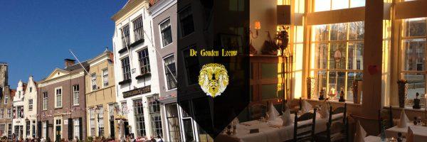 Hotel de Gouden Leeuw in omgeving Ouddorp