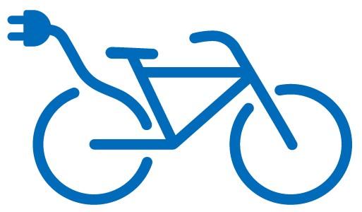 Elektrische fiets oplaadpunten