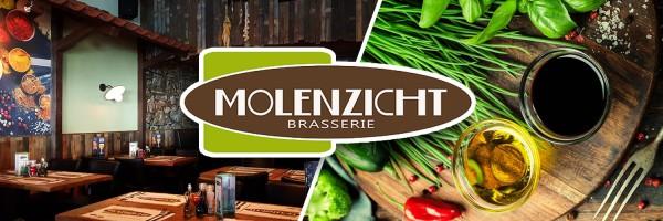Brasserie Molenzicht in omgeving Ouddorp