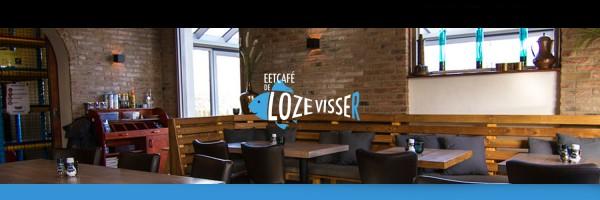 """Eetcafé """"De loze visser"""" in omgeving Renesse"""
