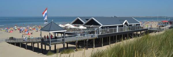 Strandrestaurant our Seaside in omgeving Renesse