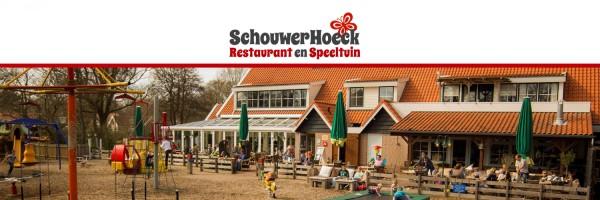 Restaurant en Speeltuin Schouwer Hoeck in omgeving Renesse