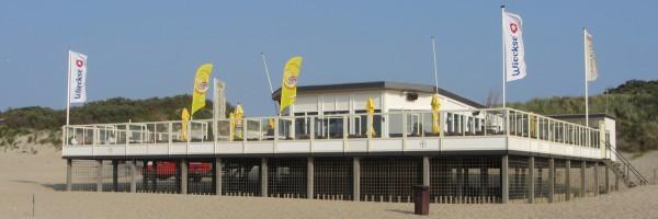 Strandcafé De Zeester in omgeving Ouddorp