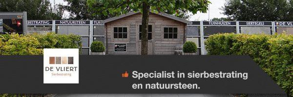 De Vliert Sierbestrating in omgeving Oosterhout