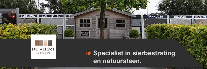 De Vliert Sierbestrating in omgeving Breda, Noord Brabant