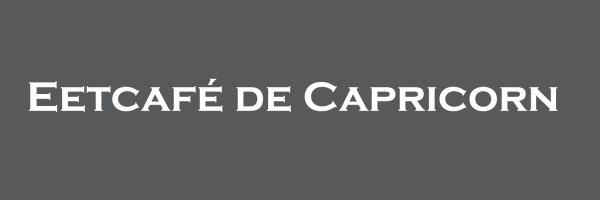 Eetcafé de Capricorn in omgeving Gelderland