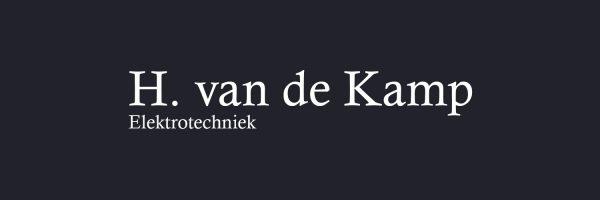 H. vd Kamp Elektrotechniek in omgeving Gelderland