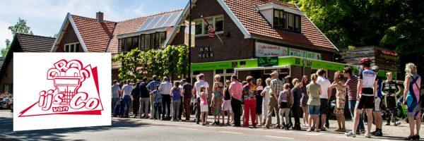 IJs van Co in omgeving Gelderland