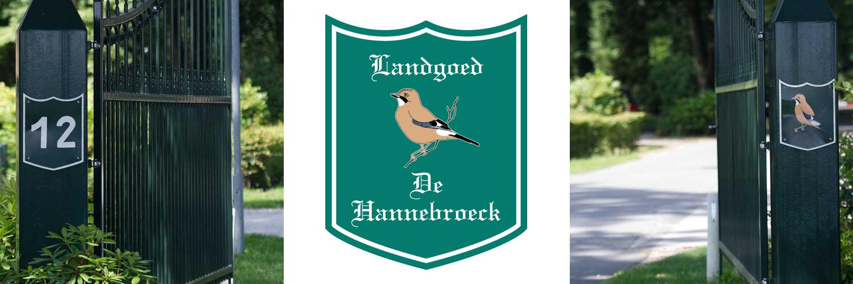 Pannenkoekenhuis De Hannebroeck in omgeving Oosterhout, Noord Brabant