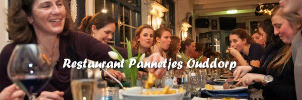 Restaurant Pannetjes in omgeving Ouddorp