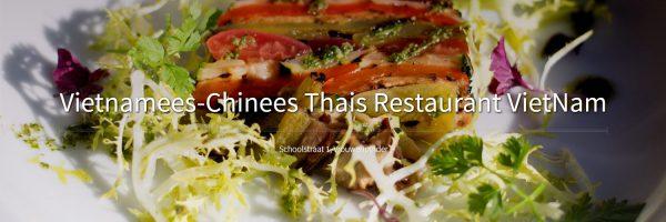Vietnamees Restaurant Vietnam in omgeving Kamperland