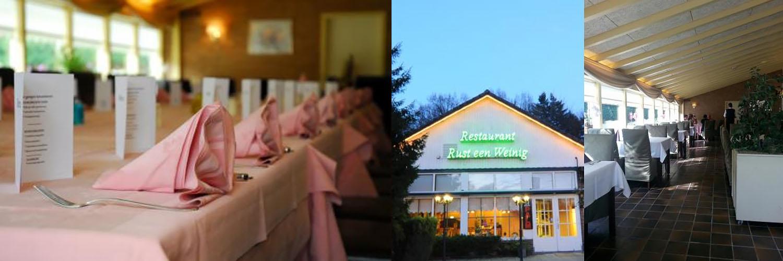 Restaurant Rust een weinig in omgeving Hoenderloo, Gelderland