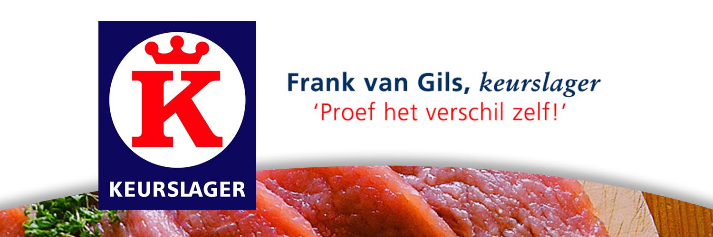 Keurslagerij Frank van Gils in omgeving Oosterhout, Noord Brabant
