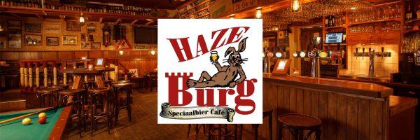 Speciaalbier Café De Hazeburg Biertunnel in omgeving Gelderland