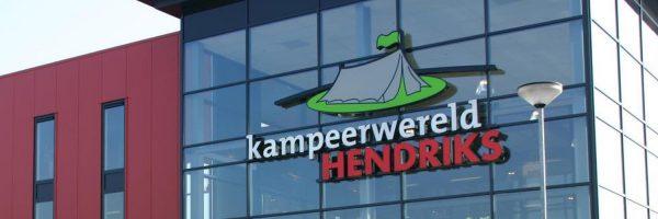 Kampeerwereld Hendriks in omgeving Gelderland