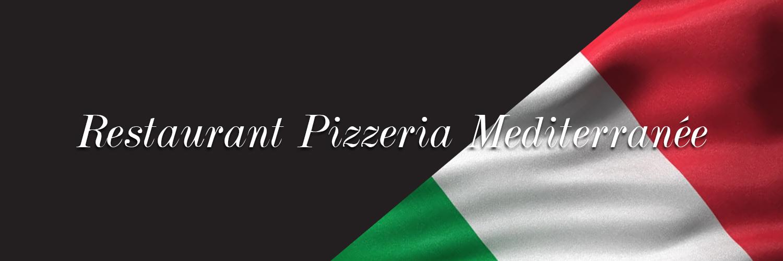 Pizzeria Mediterranée in omgeving Vrouwenpolder, Zeeland