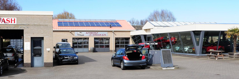 Autobedrijf Verduijn in omgeving Ouddorp, Zuid Holland