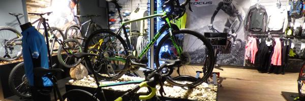 Bike Store Breskens in omgeving