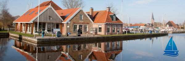 Watersportwinkel De Liefde in omgeving Friesland