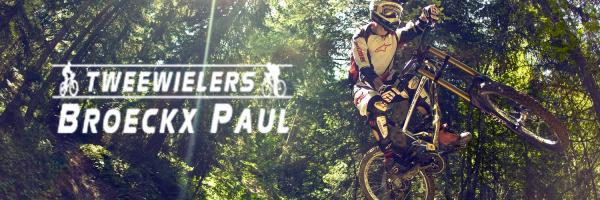 Paul Broeckx fietsen in omgeving België