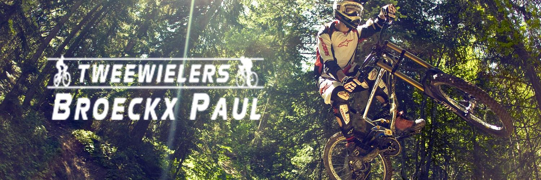 Paul Broeckx fietsen in omgeving Mol, België