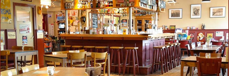 Café Stroop in omgeving Bosschenhoofd, Noord Brabant