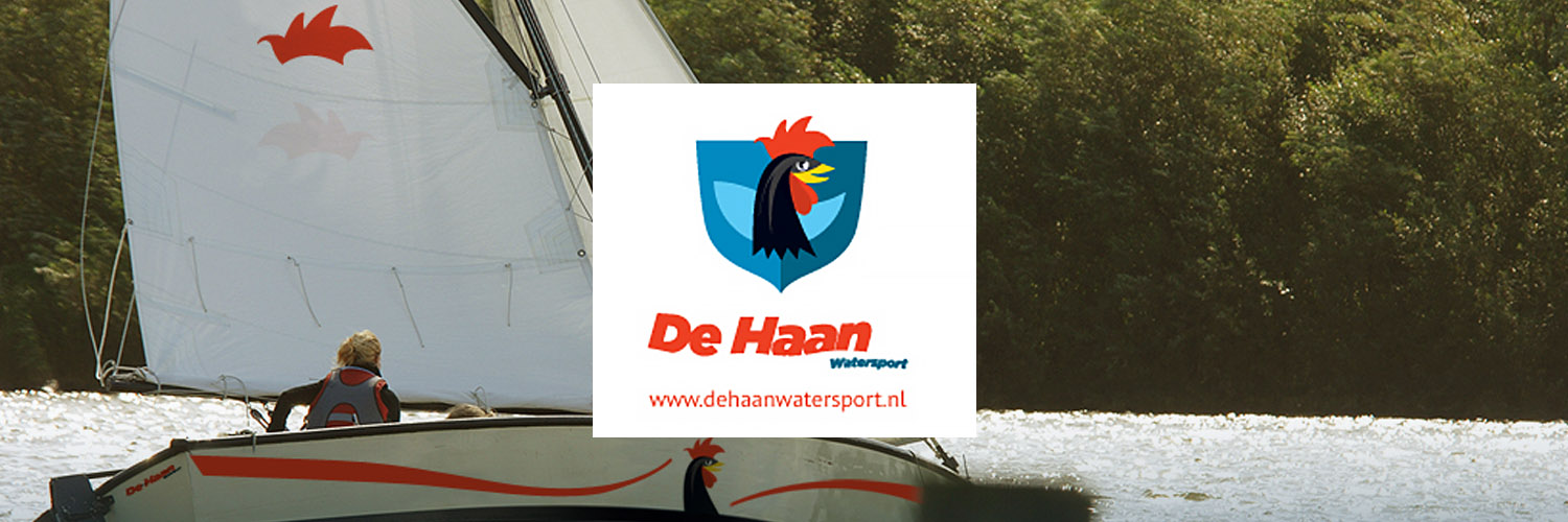 De Haan Watersport in omgeving Workum, Friesland