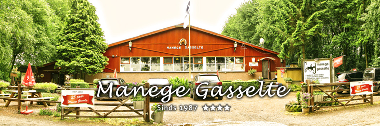 Manege Gasselte in omgeving Gasselte, Drenthe