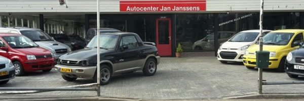 Jan Janssens Auto's in omgeving