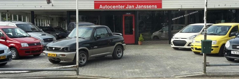 Jan Janssens Auto's in omgeving Rolde,
