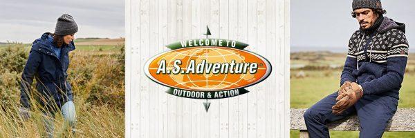 A.S.Adventure in omgeving België
