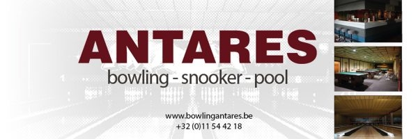 Bowling Antares in omgeving